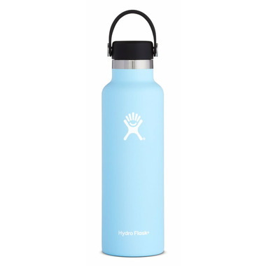 Hydro Flask Standard Mouth With Flex Cap Frost