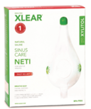 Xlear Sinus Care Netipot Kit