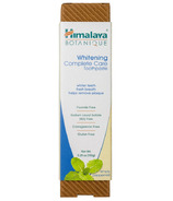 Botanique by Himalaya Complete Care Whitening Toothpaste Peppermint