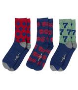 Gentlemen's Hardware Lucky Socks Set