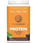 Sunwarrior Classic Plus Protein Chocolate