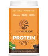 Sunwarrior classique plus protéine chocolat
