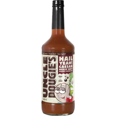 Uncle Dougie\'s Rich N\' Juicy Bloody Caesar Mix