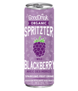 GoodDrink Wild Blackberry Spritzer