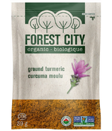 Forest City Organic Ground Turmeric