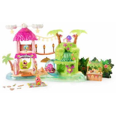 Hatchimals CollEGGtibles Season 4 Tropical Party Playset