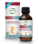 St. Francis Herb Farm STOPITCOLD Cough Syrup for Adults