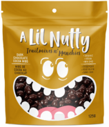 A Lil Nutty Dark Chocolate Cocoa Nibs
