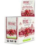 Patience Fruit & Co. Caddy Organic Dried Cranberries Case