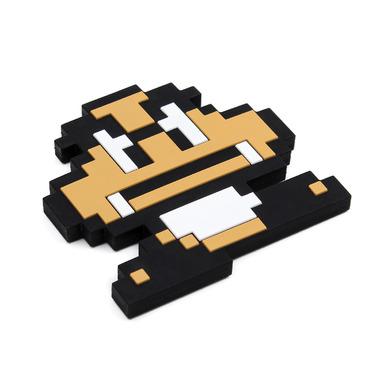 Bumkins Nintendo Silicone Teethers 8- Bit Goomba