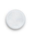 Luumi Unplastic Silicone Sipper Lid Clear