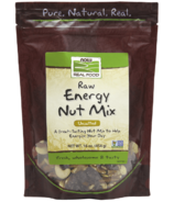 NOW Real Food Raw Energy Nut Mix