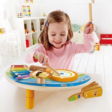 Hape Toys Mighty Mini Band