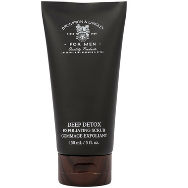 Brompton & Langley Men\'s Deep Detox Exfoliating Scrub