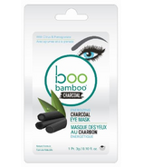 Boo Bamboo Charcoal Eye Mask