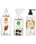 Attitude Kitchen Citrus Bundle