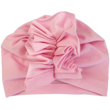 Baby Wisp Hat Ruffles Light Pink