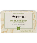 Aveeno Moisturizing Bar for Dry Skin