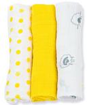 Lulujo Baby Mini Muslin Cotton Cloths