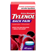 Tylenol Extra Strength Back Pain Caplets