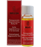 Weleda Pomegranate Regenerating Body Oil Travel Size