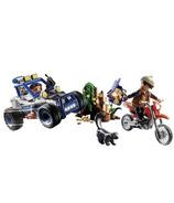 Playmobil City Action Police Off-Road Car avec bijou