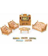 Calico Critters Comfy Living Room Set