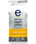Ethical Bean Coffee Sweet Espresso Medium Dark Roast Whole Bean Coffee