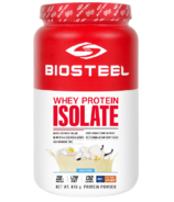 BioSteel Sports Whey Protein Isolate Vanilla