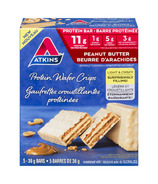 Atkins Peanut Butter Protein Wafer Crisps