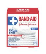 Band-Aid Brand Large Gauze Pads