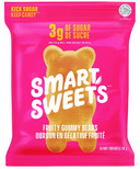 SmartSweets Fruity Gummy Bears Pouch