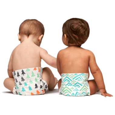 Parasol Co. Diapers Discover Collection
