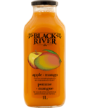 Black River 100% Juice Blends Apple & Mango