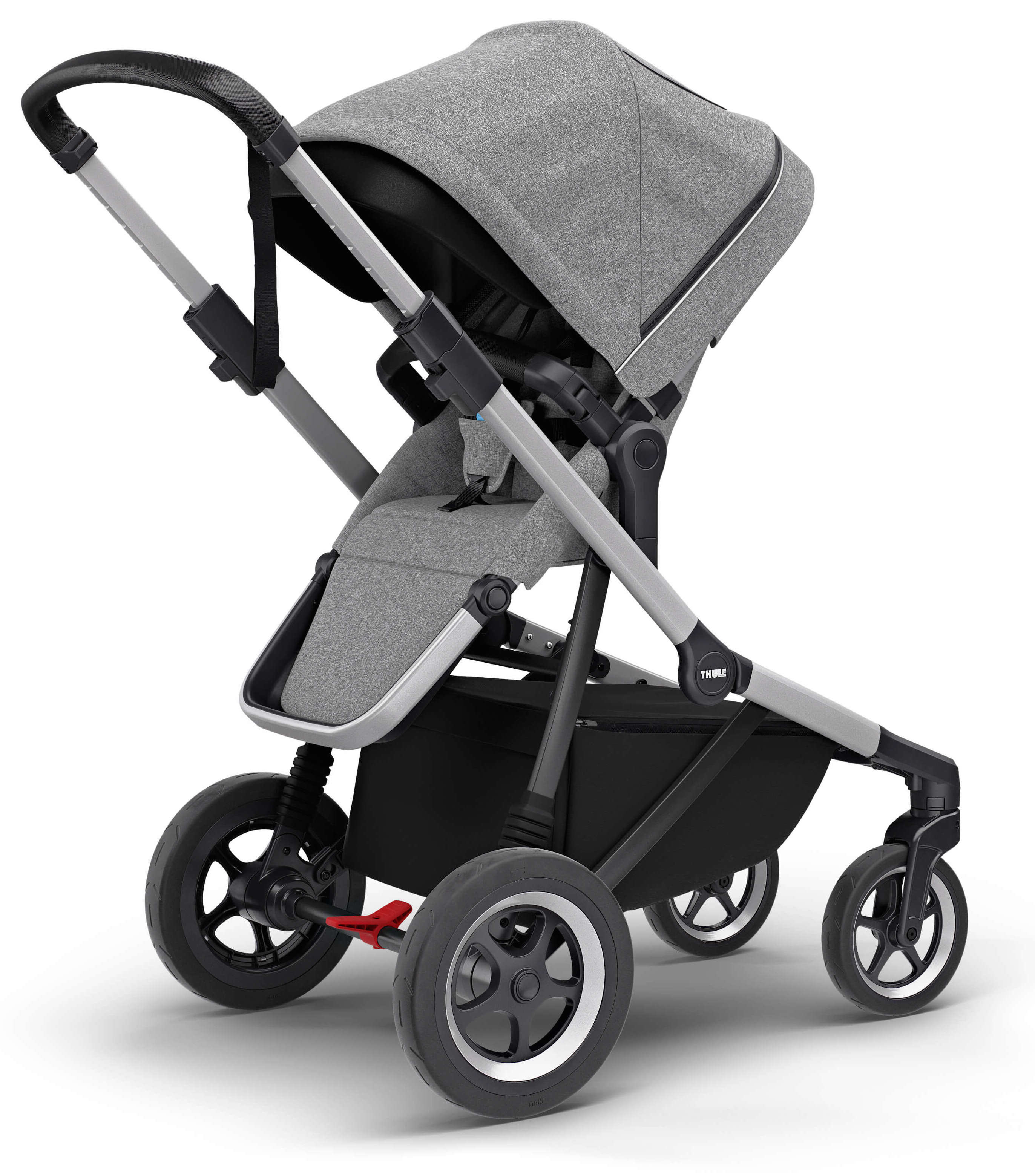 Buy Thule Sleek Stroller Grey Melange from Canada at Well ...