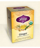 Yogi Tea Ginger Wellness Tea