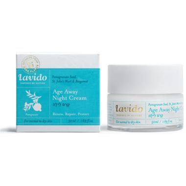 Lavido Age Away Night Cream