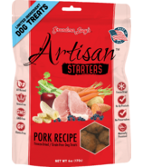 Grandma Lucy's Artisan Starters Pork Freeze Dried Dog Treats