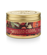 Illume Large Tin Candle Mulled Cider