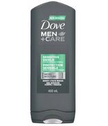 Dove Men + Care Sensitive Shield Face and Body Wash