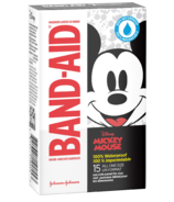 Band-Aid Brand Adhesive Bandages Disney Mickey Mouse All One Size