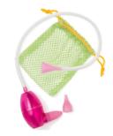 BabyComfy Nasal Aspirator Magenta