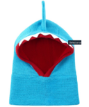 ZOOCCHINI Baby Knit Balaclava Hat Sherman the Shark