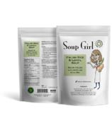 Soup Girl Italian Rice & Lentil Soup