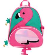 Skip Hop Zoo Little Kid Backpack Flamingo
