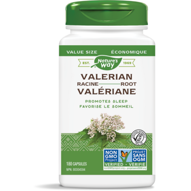 Nature\'s Way Valerian Root Value Size