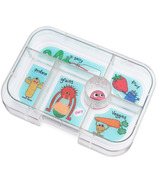 Yumbox Origianl Funny Monsters Replacement Tray