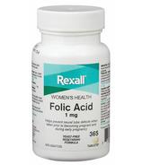 Rexall Folic Acid