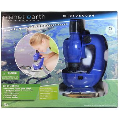 Planet Earth Microscope