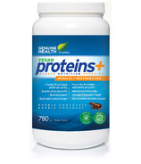 Genuine Health Vegan Proteins+ Powder